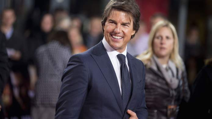 Tom Cruise Doesn't Want to Be