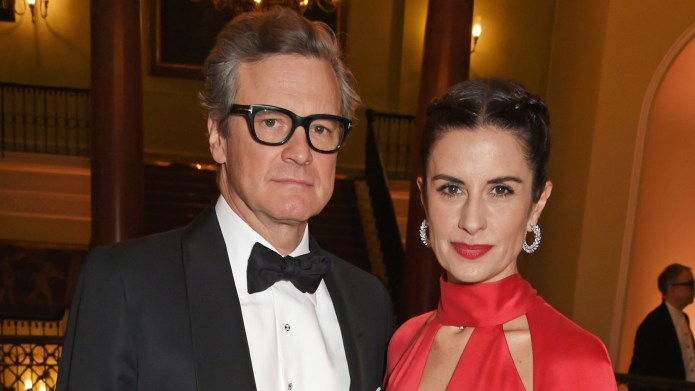 The Man Allegedly Stalking Colin Firth's