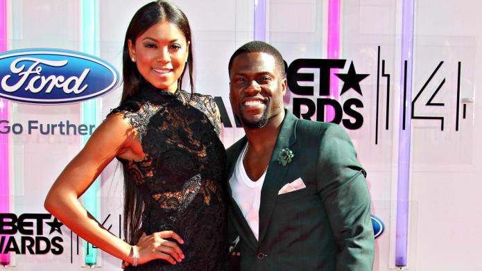 Kevin Hart's heart taken by new