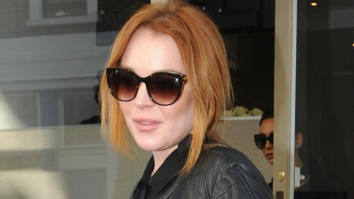 PHOTOS: Lindsay Lohan parties in Cannes
