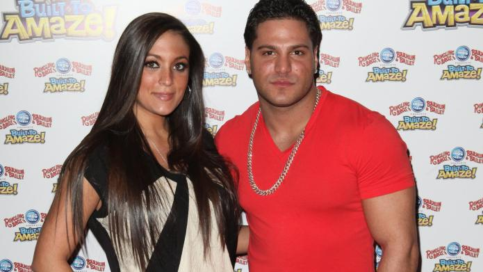 Jersey Shore sweethearts Sammi, Ronnie have