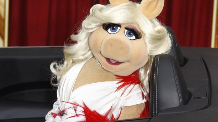 Miss Piggy The premiere of Walt
