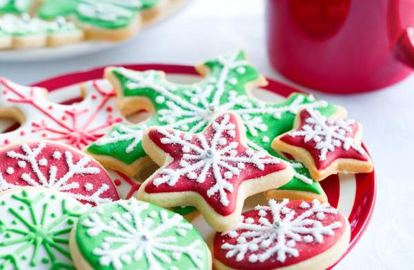 How to make holiday sugar cookies