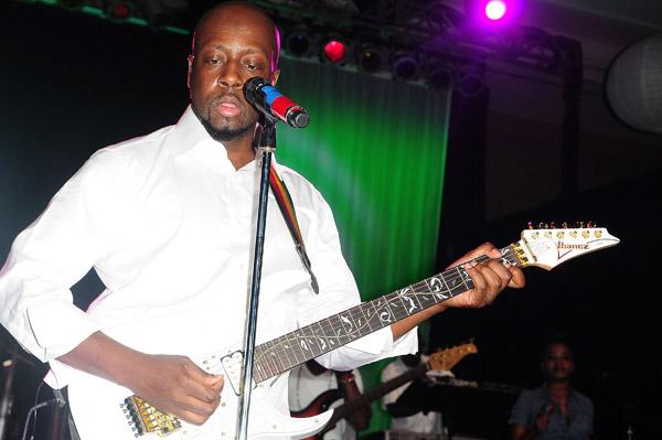 Wyclef Jean president