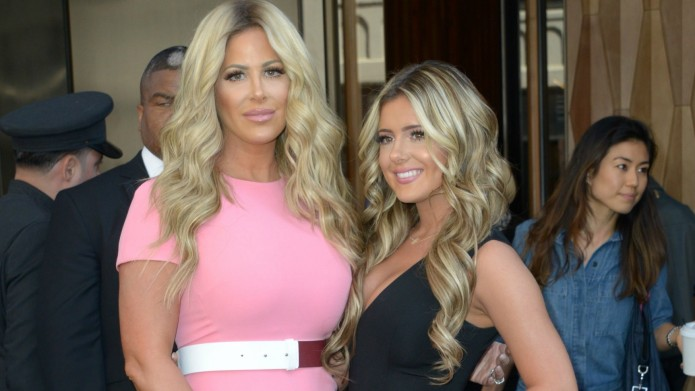 Kim Zolciak is getting attacked for