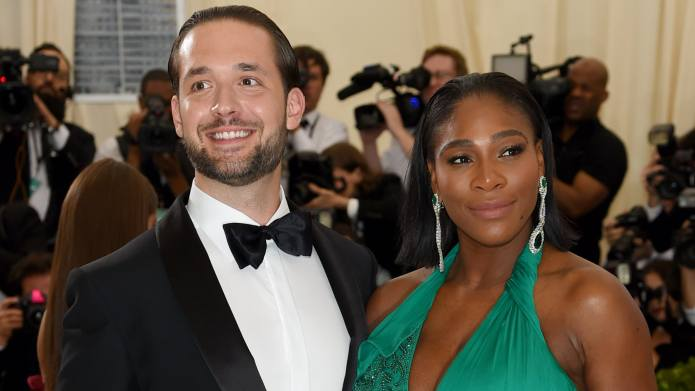 Alexis Ohanian Surprises Serena Williams With