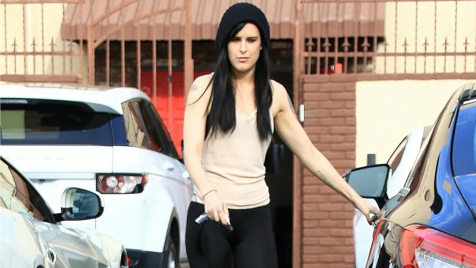 Rumer Willis doesn't think too highly