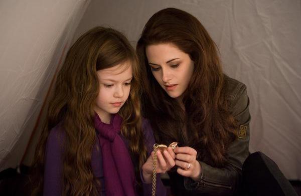 The Twilight Saga: Breaking Dawn —