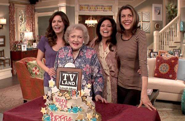 Is Betty White leaving Hot in