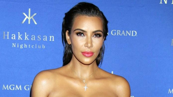 Yes, people seriously think Kim Kardashian