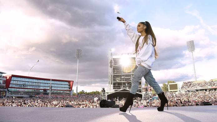 Manchester Officially Makes Ariana Grande Their