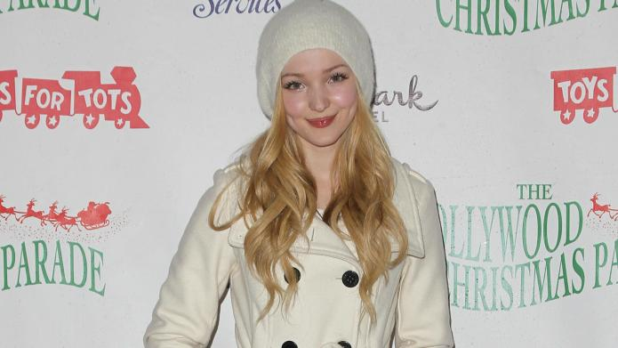 Dove Cameron sings about girls' dress