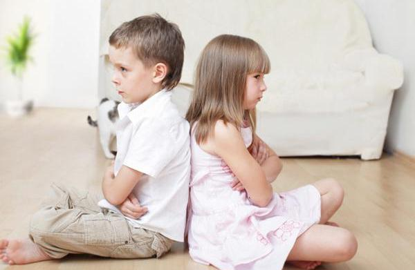"Sibling rivalry: ""Safe"" conflict"