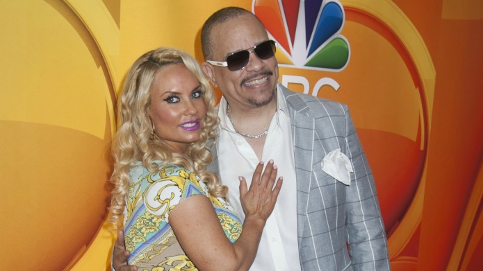 Coco Austin keeps it tame as