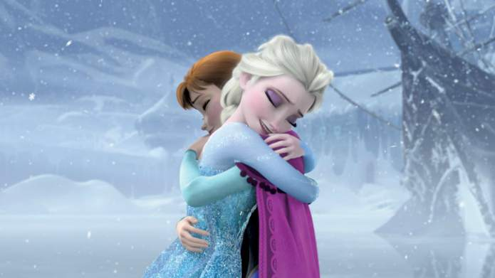 The Frozen the Musical Trailer Is