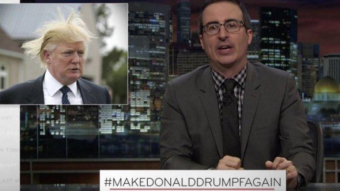 John Oliver obliterates Donald Trump in