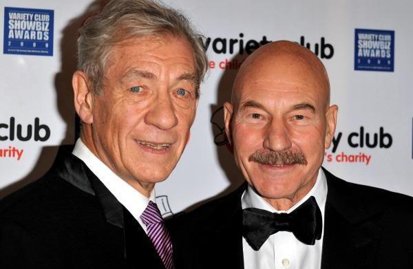 Sir Ian McKellen to marry Patrick
