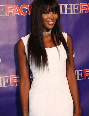 Naomi Campbell tells The Face: Look