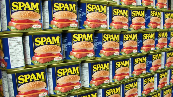 10 Spam recipes that might change