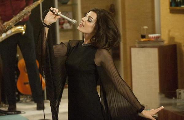 Mad Men's Jessica Paré on singing