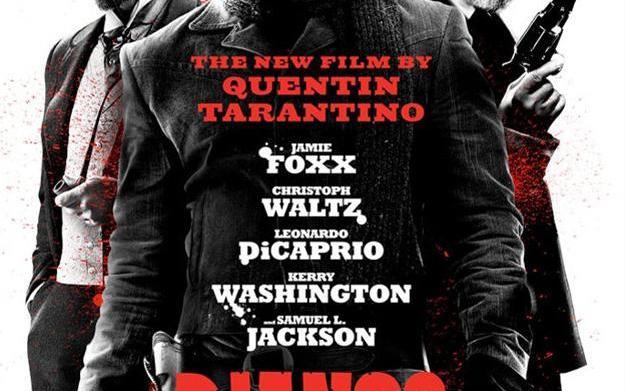 Django Unchained poster release