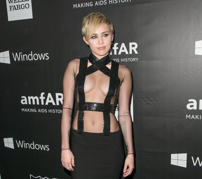 Celebrities attend 2014 amfAR LA Inspiration
