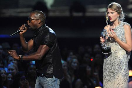 Most shocking moments in MTV VMA