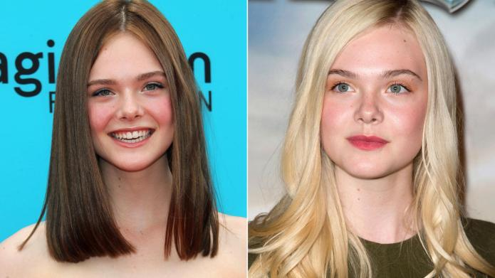 Who knew Elle Fanning would look
