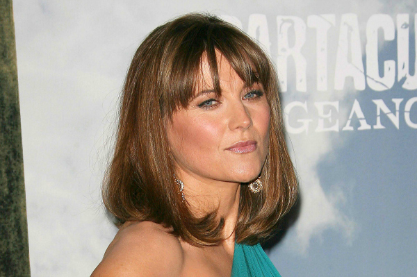 Xena Actress Lucy Lawless