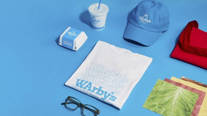 Warby Parker & Arby's Teamed Up
