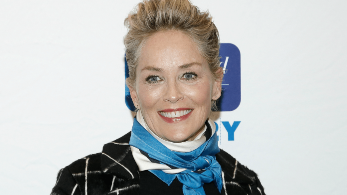 Sharon Stone Has Thoughts About Her