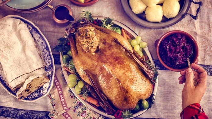 Here's How to Carve Your Turkey
