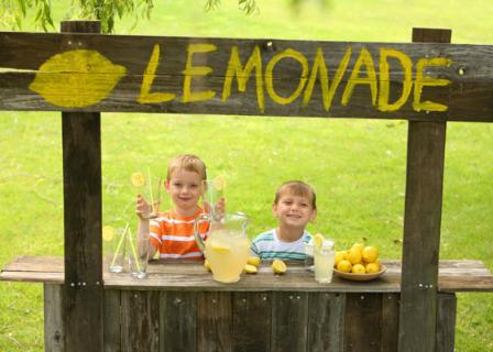 Summer jobs for kids and taxes