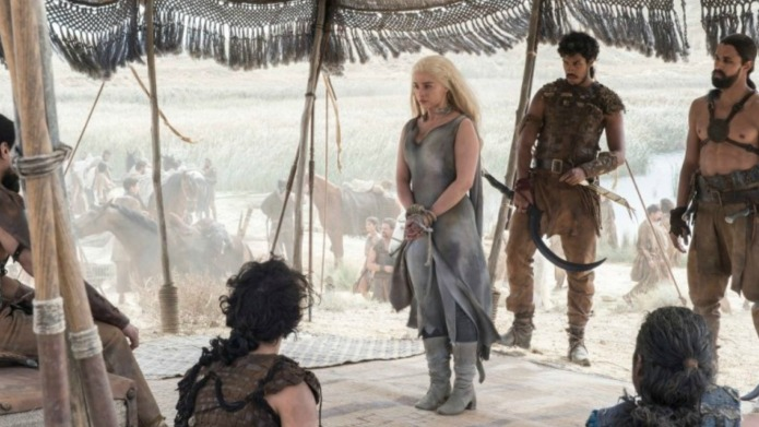 Game of Thrones: I didn't realize