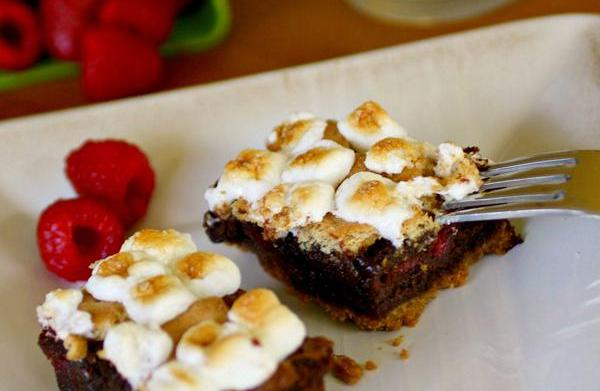 Celebrate National S'mores Day with s'mores-n-berry