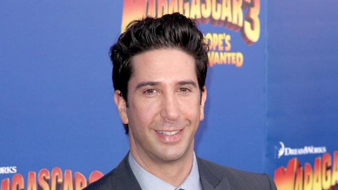 David Schwimmer helps NYC police in