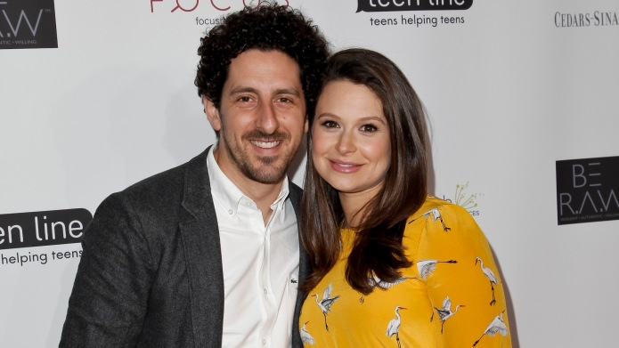 Scandal's Katie Lowes Welcomes First Child