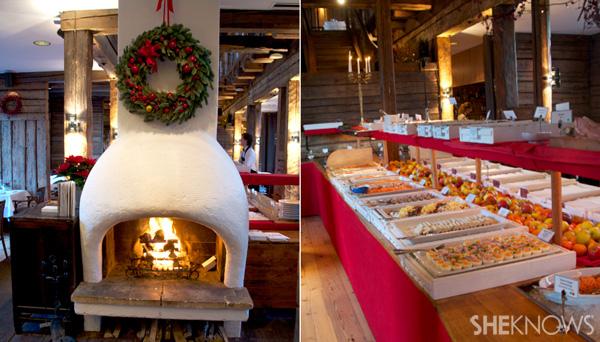 Sjömagasinet Christmas buffet