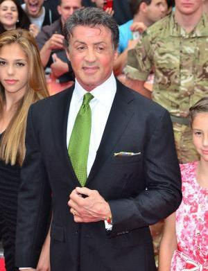 Sylvester Stallone opens up about son's