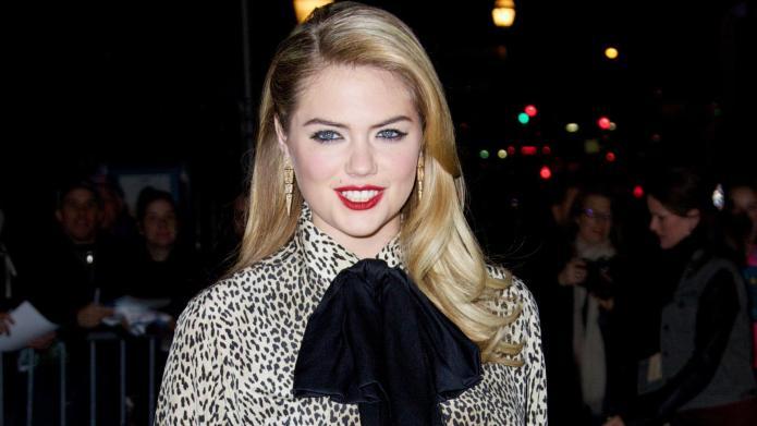 Kate Upton says she won't pose