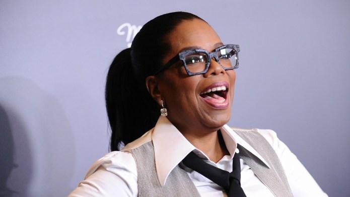 Oprah Is Receiving a Major Honor