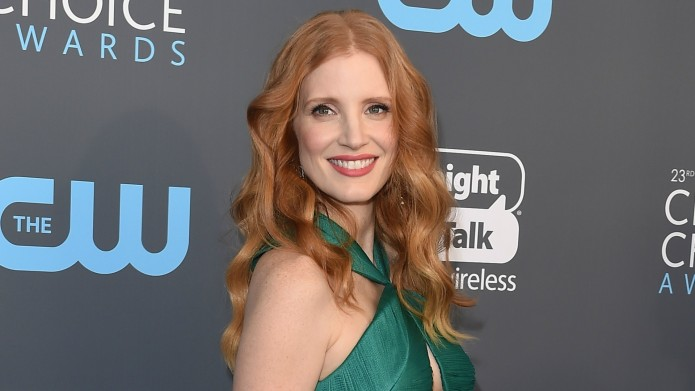 Jessica Chastain Shows Compassion for a