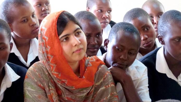 HE NAMED ME MALALA: Malala Yousafzai