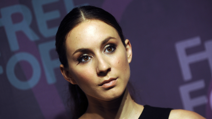Troian Bellisario learned a hilarious lesson