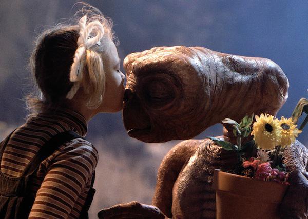 E.T.: Still a tearjerker after 30