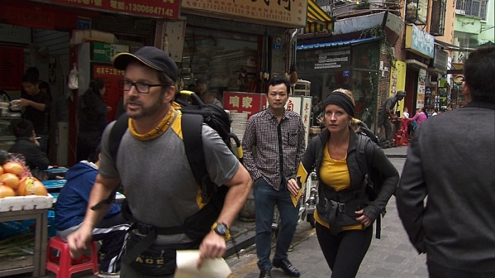 The Amazing Race takes a cutthroat