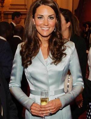 "Vanity Fair names Kate Middleton ""International"
