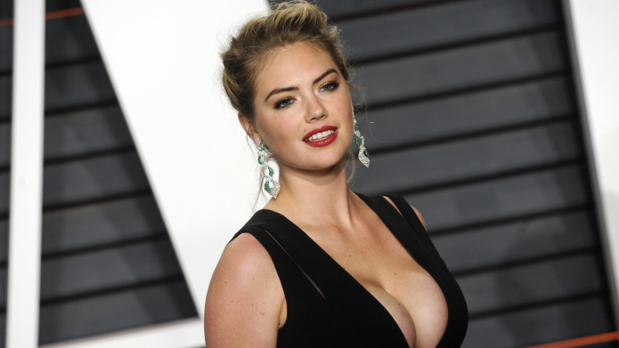 Kate Upton gets ripped a new
