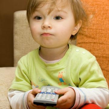 Too much television affects kindergarten success