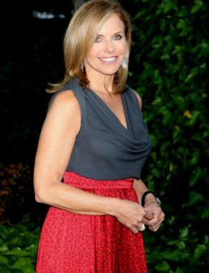 Jeff Probst: Katie Couric made me